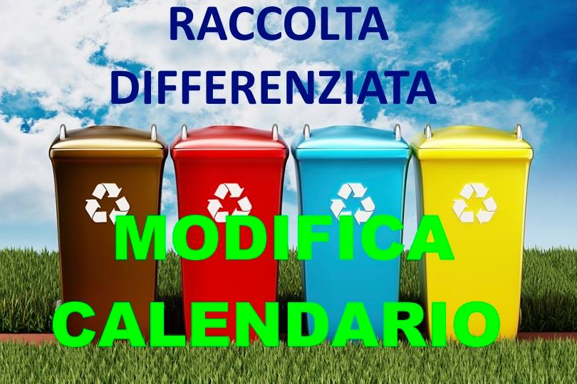 modifica raccolta differenziata ok