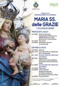 PROGRAMMA 2020 FESTEGGIAMENTI IN ONORE DI MARIA SS. DELLE GRAZIE PATRONA DI ALIA