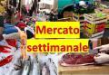 SOPPRESSIONE MERCATO SETTIMANALE 2 SETTEMBRE 2019