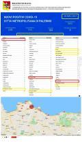 REPORT NUOVI POSITIVI AGGIORNATO AL 5 MAGGIO 2021 - REGIONE SICILIA - ASSESSORATO ALLA SALUTE.