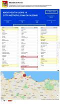 REPORT NUOVI POSITIVI AGGIORNATO ALL' 11 MAGGIO 2021 - REGIONE SICILIA - ASSESSORATO ALLA SALUTE.