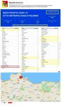 REPORT NUOVI POSITIVI AGGIORNATO AL  12 MAGGIO 2021 - REGIONE SICILIA - ASSESSORATO ALLA SALUTE.