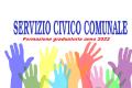 SERVIZIO CIVICO ANNO 2022 - FORMAZIONE GRADUATORIA...